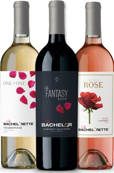 2015 The Bachelor Wine Collectors Pack, 3 x 750 mL